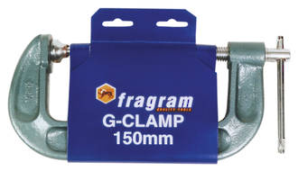 8 H/D FRAGRAM C CLAMP
