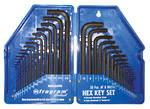 30PCE HEX KEY SET
