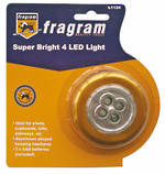 4LED SUPER LIGHT ORANGE
