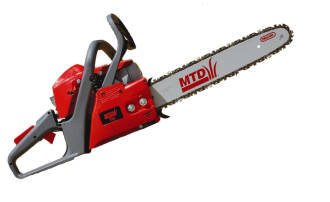 MTD 136 Chainsaw 35cc 14""